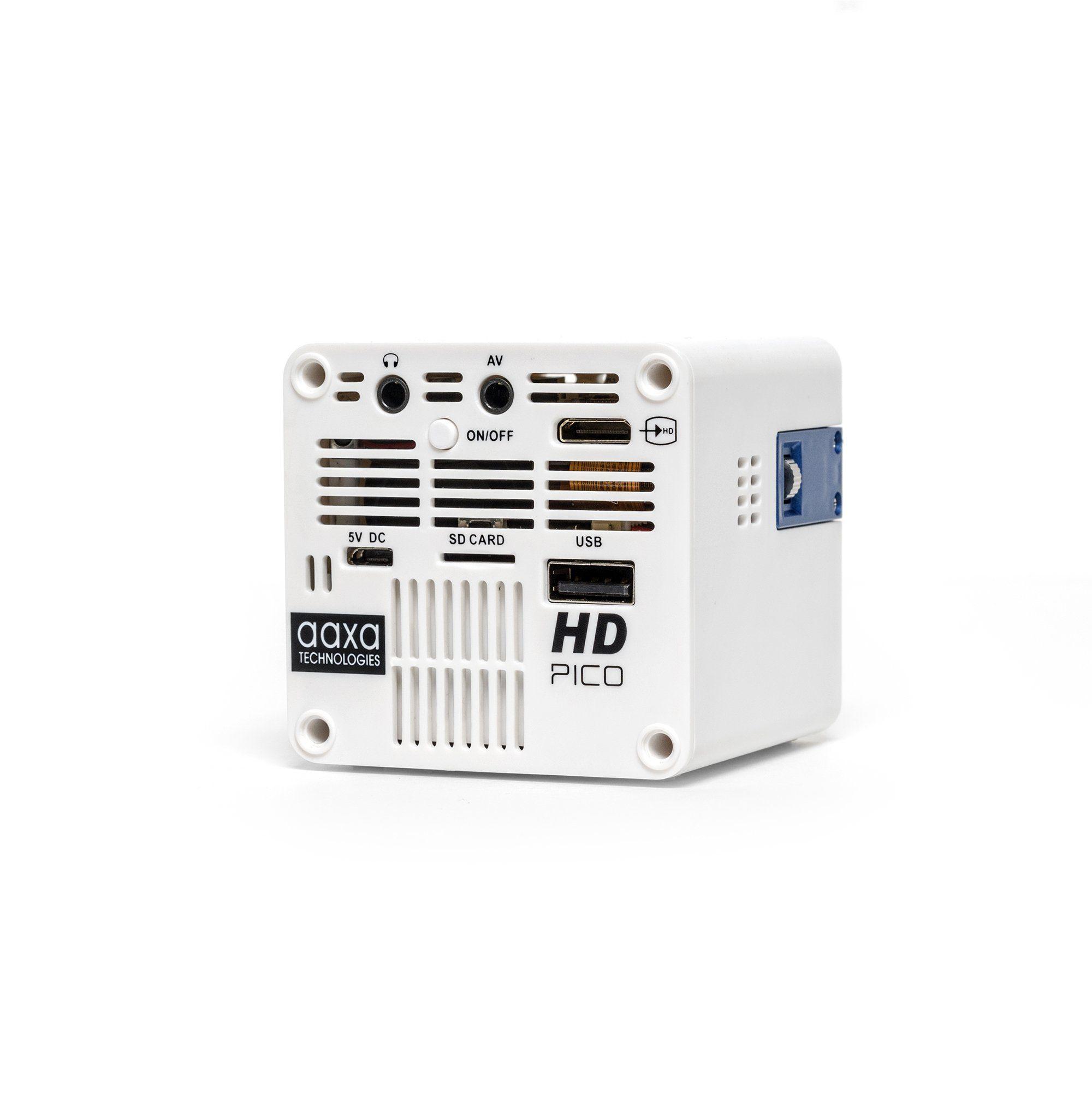 AAXA HD Pico Mini LED Projector with 150Minute