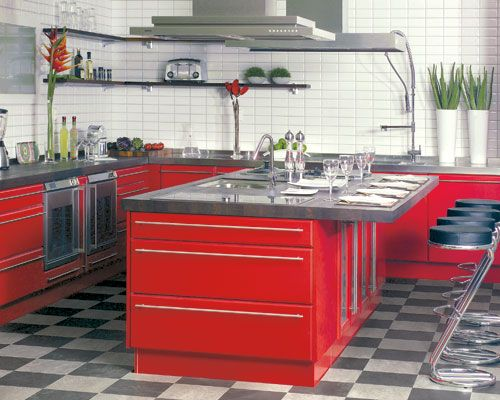 Man Cave Garage Sink : The auto lover in me wants this kitchen for home