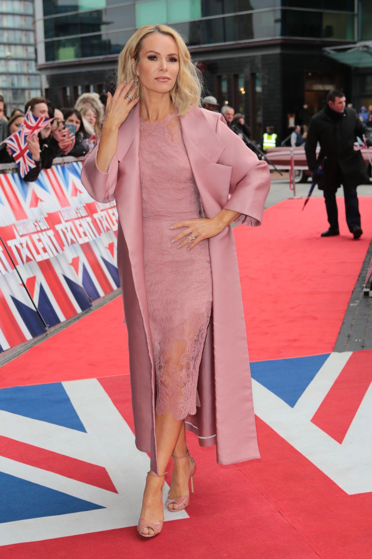 Amanda Holden Stills at Britain\'s Got Talent Auditions in Manchester ...