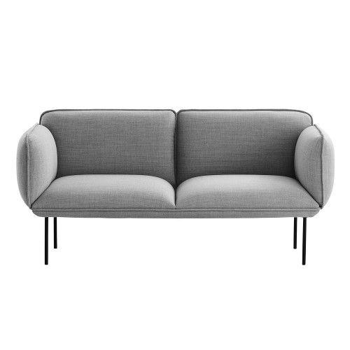 Nakki 2 Seater Sofa By Woud Denmark 70 9 X 30 7 32 High Seat Height 17 5 List 950