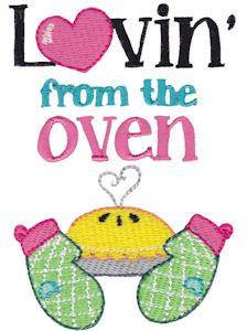 In My Kitchen Sentiments Machine Embroidery Pinterest Machine