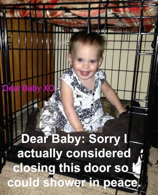 This Will Probably Happen In Our House A Mom Apologizes To Her - 22 parenting fails