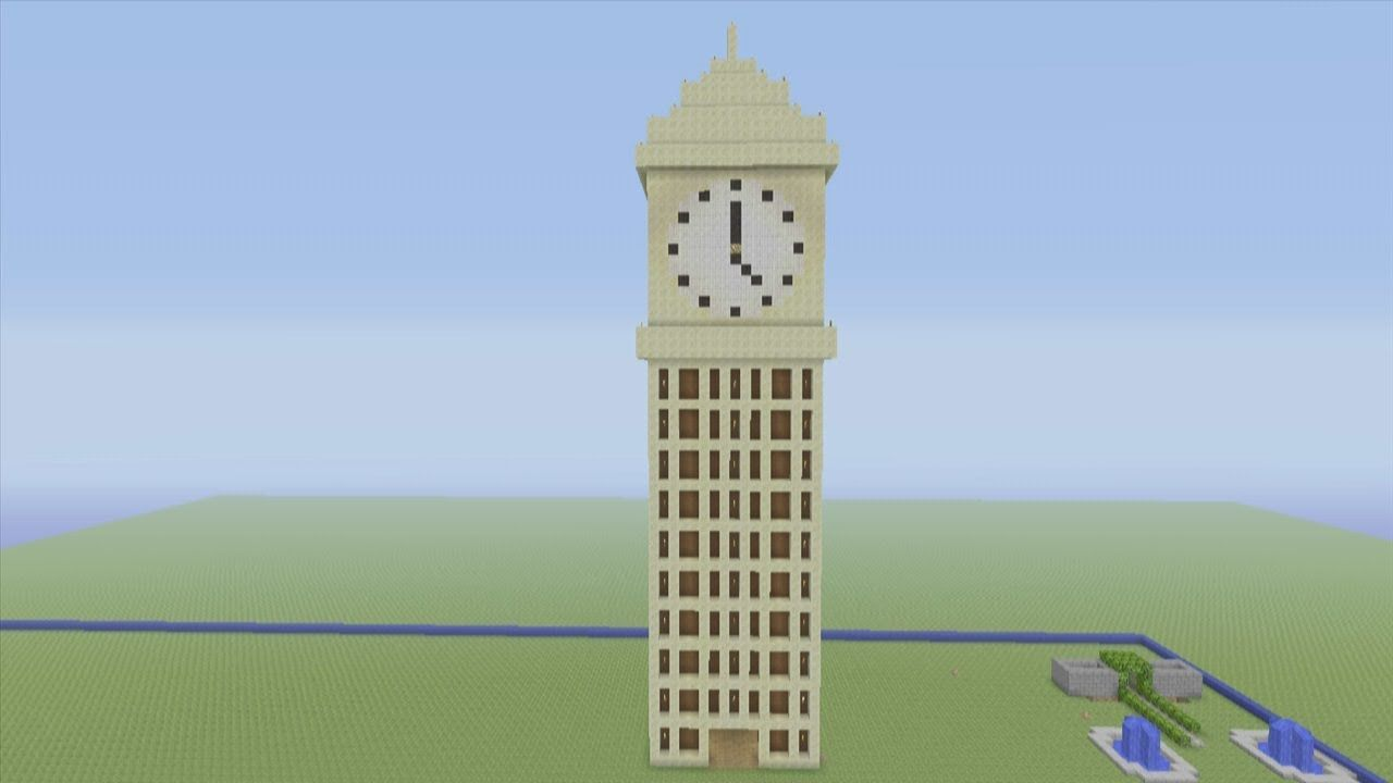 minecraft xbox 360 edition how to build big ben videogames