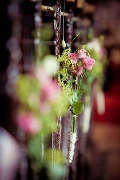 Blumendeko Nostalgie-Hochzeit Christine Hohenstein Alchemilla