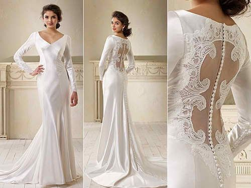 my dream dress if I ever decided to get married....this would ...
