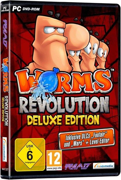 crack online worms revolution xbox