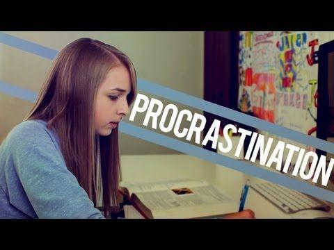 Procrastination - YouTube