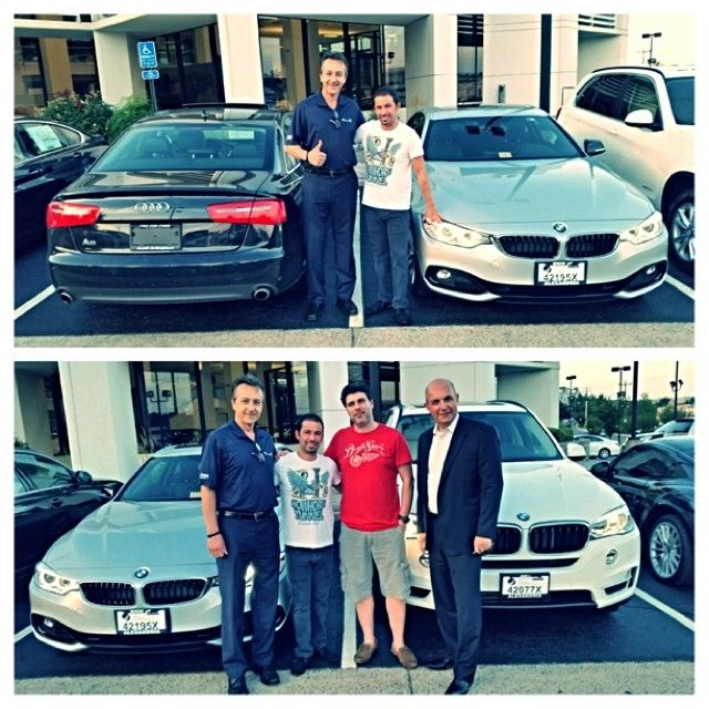 Congrats To Our Friends Mesut And Cemil On Their 10th Bmw S In The Past 10 Years Thank You For Your Business P S Check Used Bmw Bmw Dealer Bmw Dealership