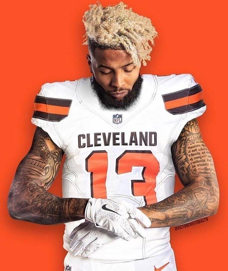 Odell Beckham Cleveland Browns Bbbyybboooyyy Beckham