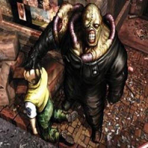 A história de completa de resident evil