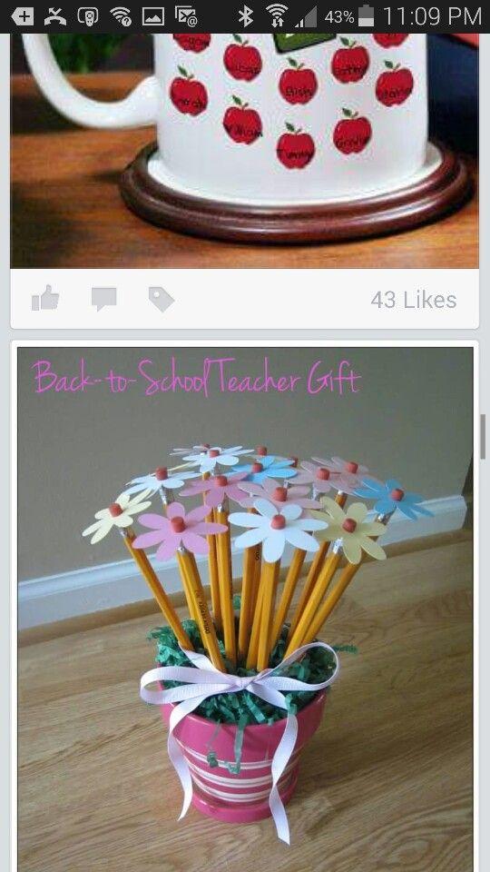 Pencil idea