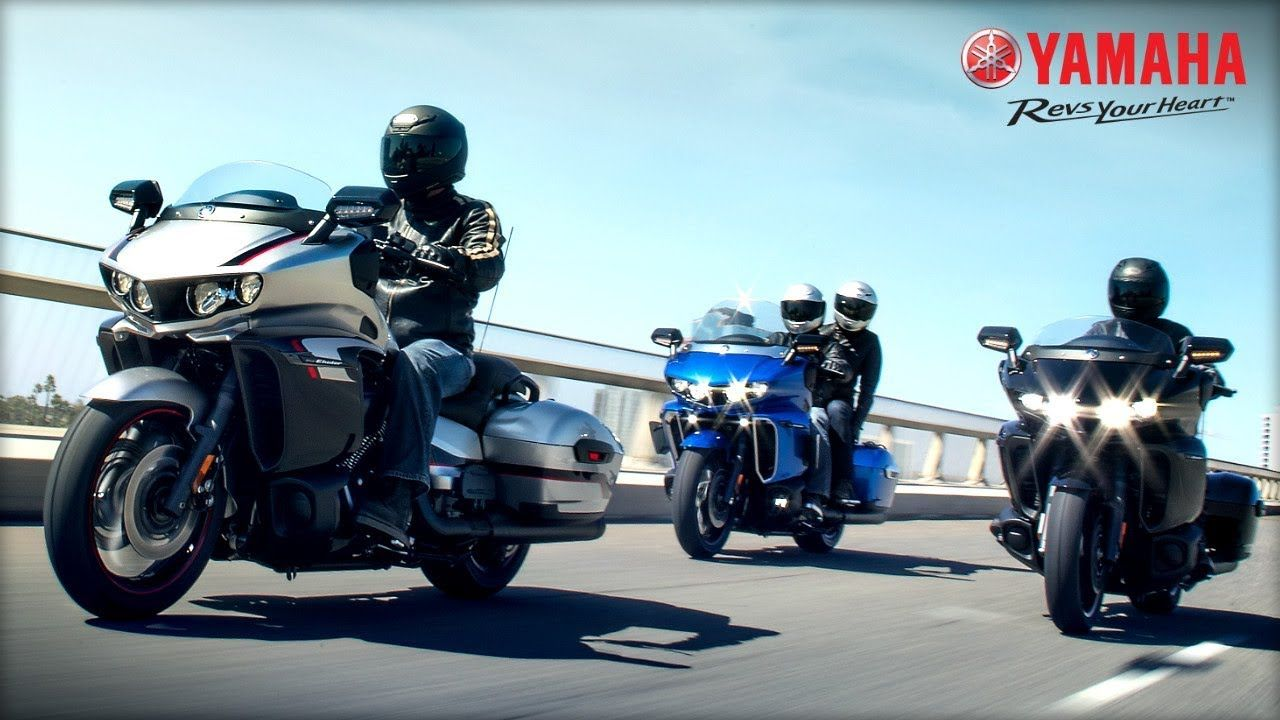 Yamaha Star Eluder Touring Features & Benefits | Motorcycle
