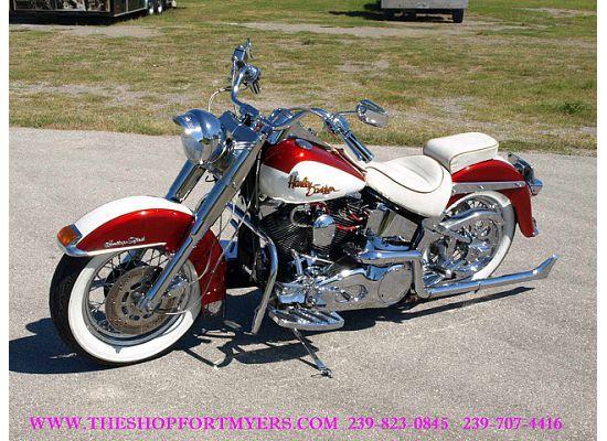 Old School Retro Look Softail Hard Bag Harley Davidson Classic Harley Davidson Harley Davidson Harley Davidson Motorcycles