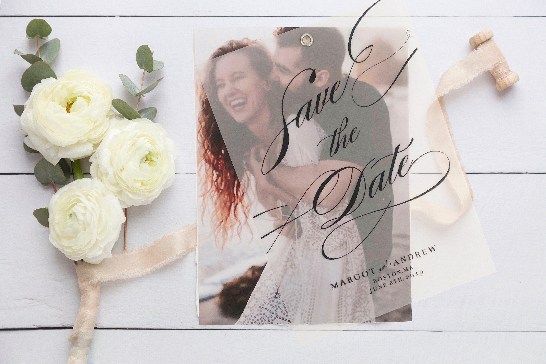 34+ Vellum wedding invitations canada info
