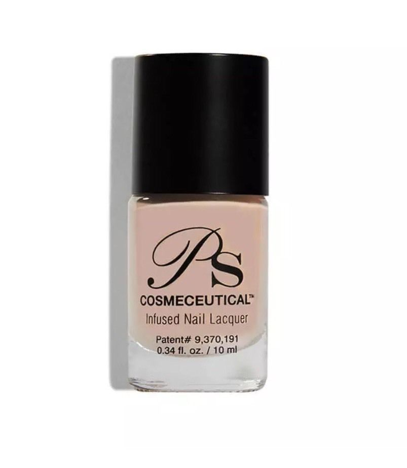 PS Cosmeceutical Infused Nail Lacquer in Southern Sand 10ML Peach ...