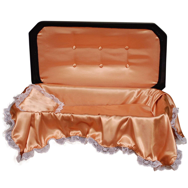 Cats Pet Loss Memorial Burial Casket for Dogs Elegance Series Pet Memory Shop Pet Casket 3 Sizes Gifts 2 Colors