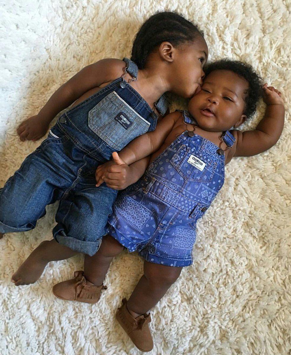 1) Cute Black Babies (@Lilblackbabies) | Twitter | Future Kiddos ...