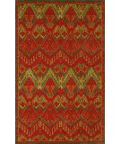 RugStudio presents Trans-Ocean Petra Ikat Red 9072/24 Hand-Tufted, Best Quality Area Rug