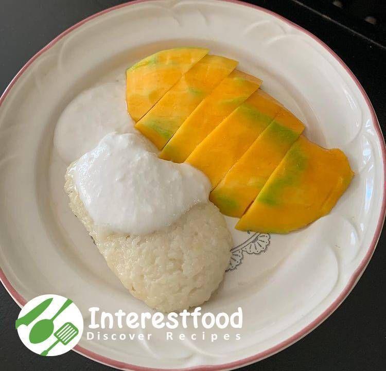 Mango Sticky Rice Recipes Recipe Sticky Rice Recipes Mango Sticky Rice Recipe Sticky Rice