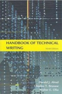 Handbook Of Technical Writing This Is Together With Microsoft S Manual Of Style For Technical Pub Technical Writing Technical Communication Writing Money