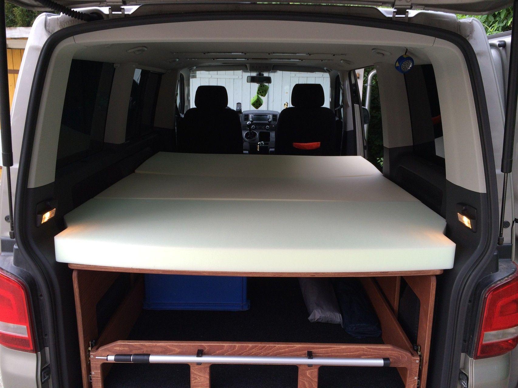 Fahrzeugausbau Camping Multiflexboard Alternative Vw T5