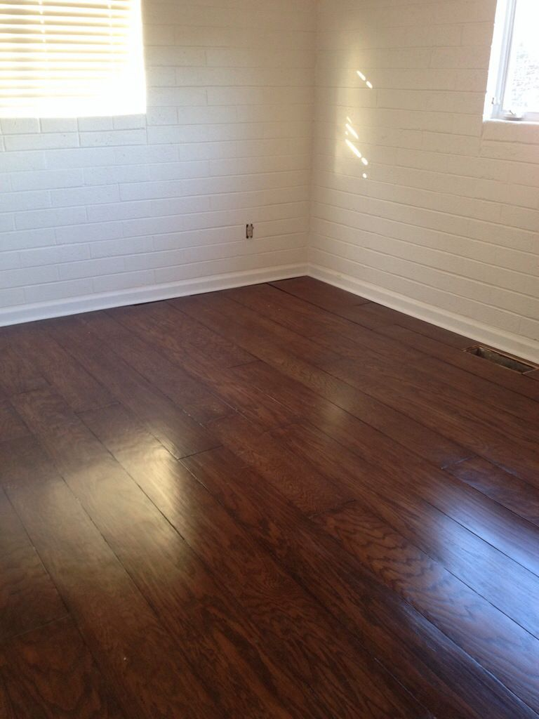 DIY Plywood floors. 1/4 cabinet grade oak plywood. 4x8 ...