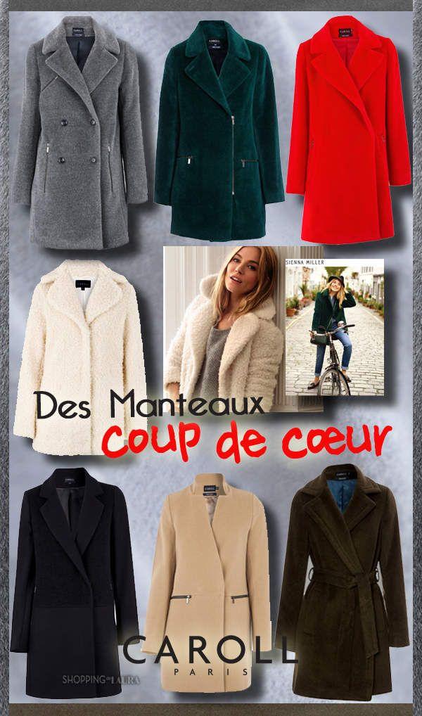 22c2c957c3b Manteaux Caroll en alpaga Hiver 2014-2015...Une qualité irréprochable