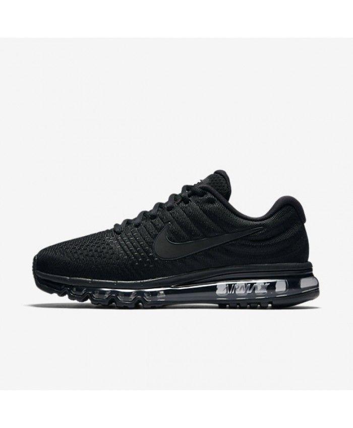 Nike Air Max 2017 Black Black Black