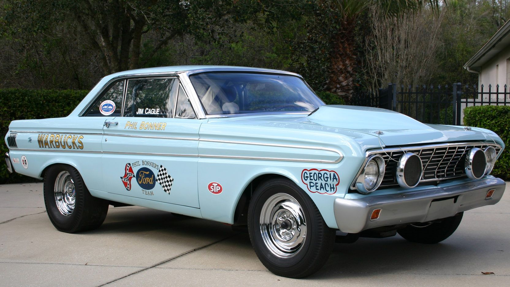 1961 ford falcon for sale racingjunk classifieds - 1964 Ford Falcon A Fx Replica Built 427 2x4v V8 T10 4speed