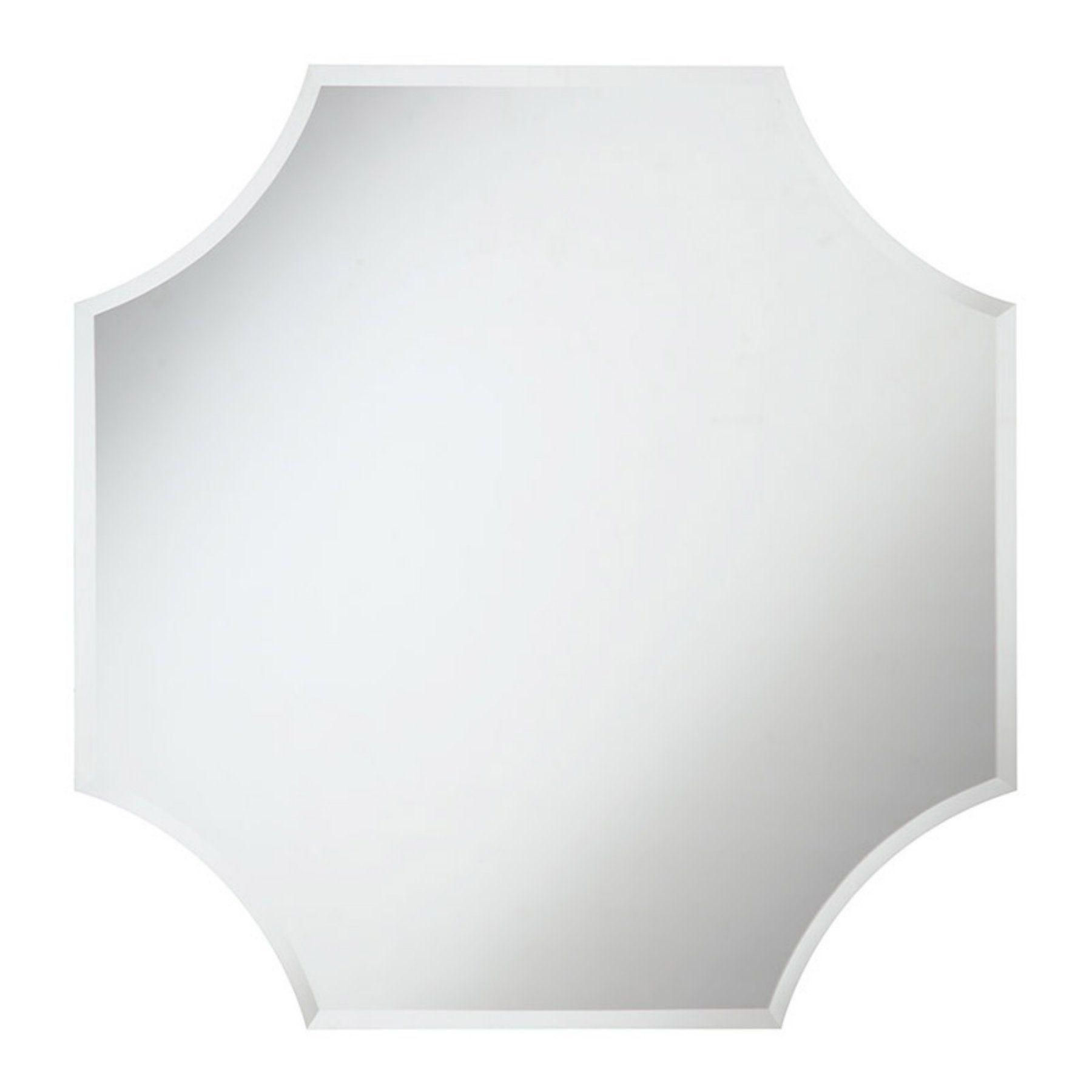 Elegant Furniture & Lighting Metropolitan Wall Mirror - 32W x 32H in. - MR-4014