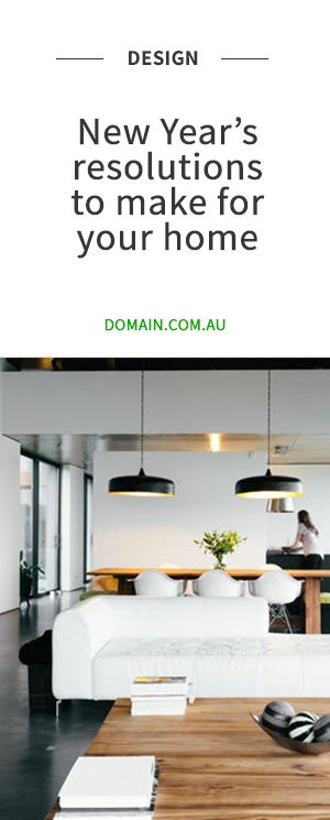 A Fresh New Feel New Year S Resolutions To Make For The Home Home Home Interior Design House Design