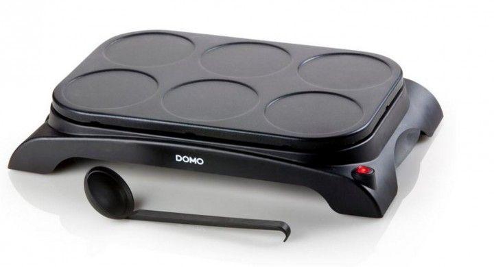 Comtech De Angebote Domo Do8709p Pancake Maker Family Crepes