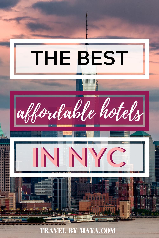 where to stay in new york city? - travelmaya | new