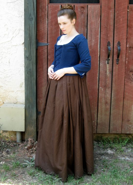 Outlander Cosplay // Costume by Lunar Rose | Costuming | Pinterest