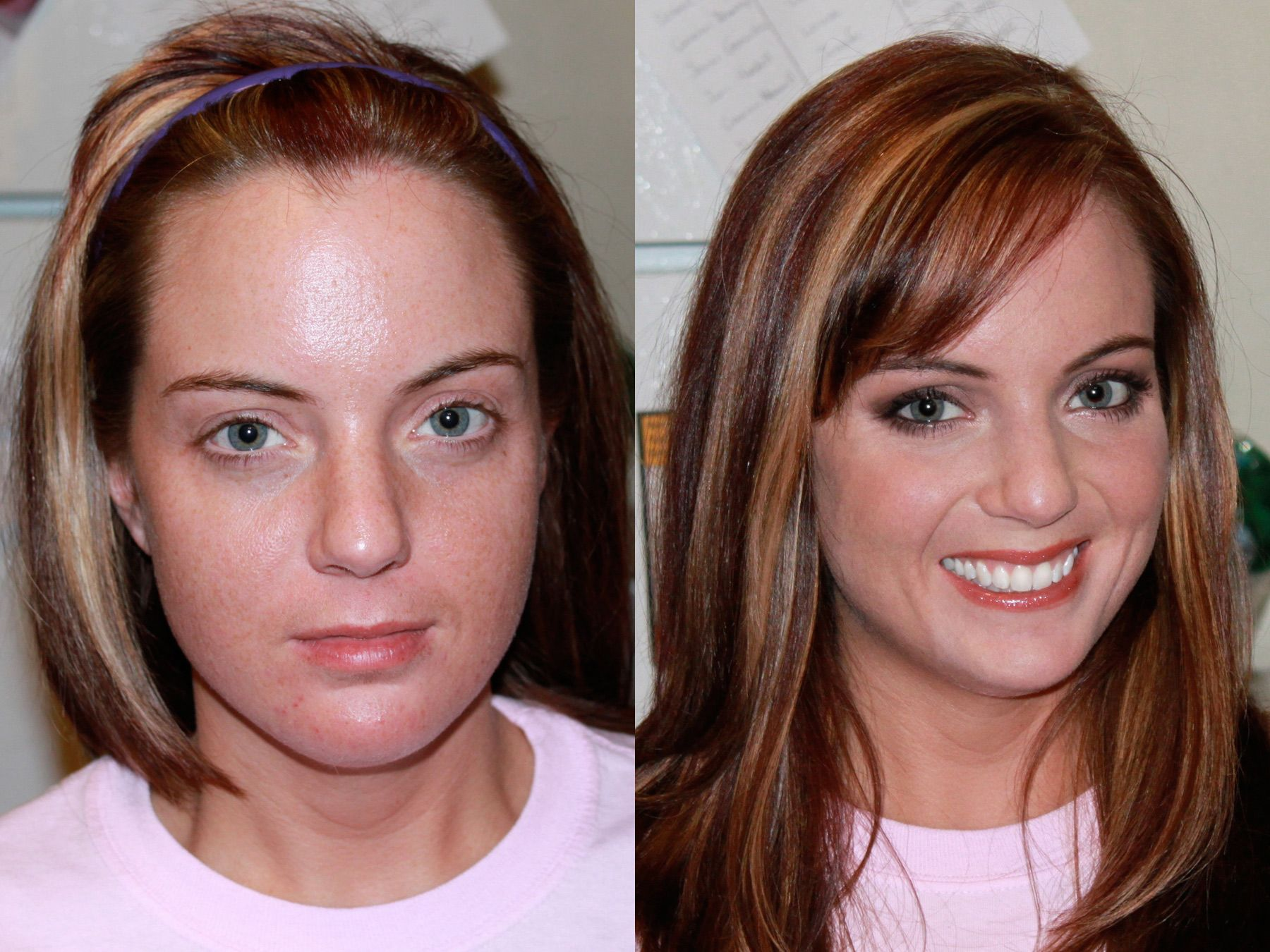 makeup+before+and+after |  airbrush hair design portfolio before
