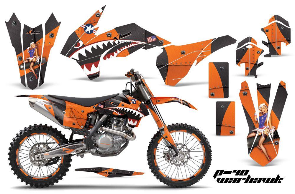 ktm c9 graphics kit sx/sx-f/xc/xc-f 13-14 - exc 14-15 - xc-w 14-16