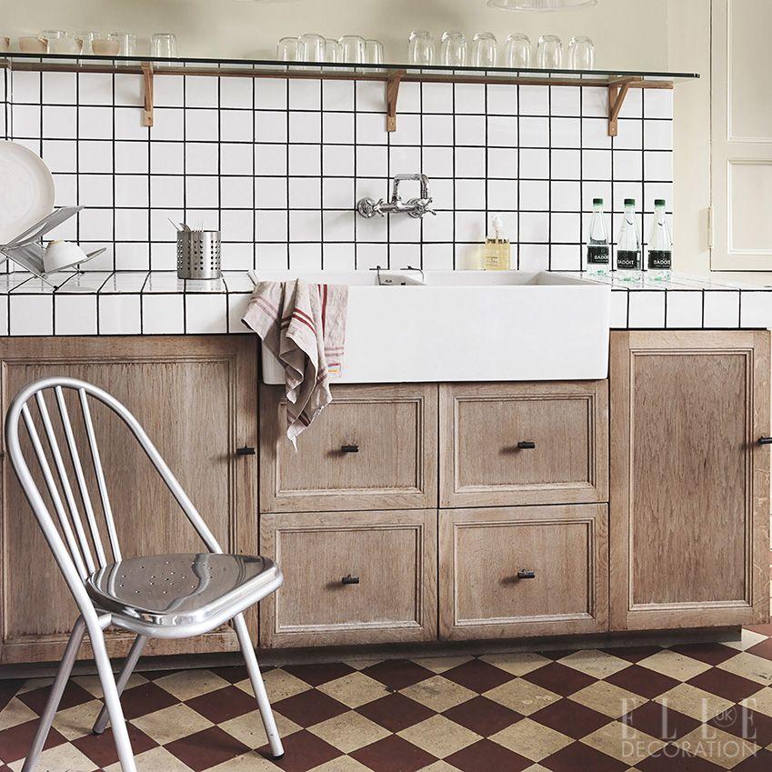Kitchen design inspiration decoration ideas elle decoration uk