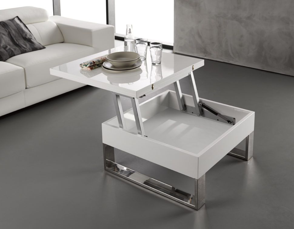 Table Basse Blanc De Nikolay Danilov Du Tableau Amazon En 2020