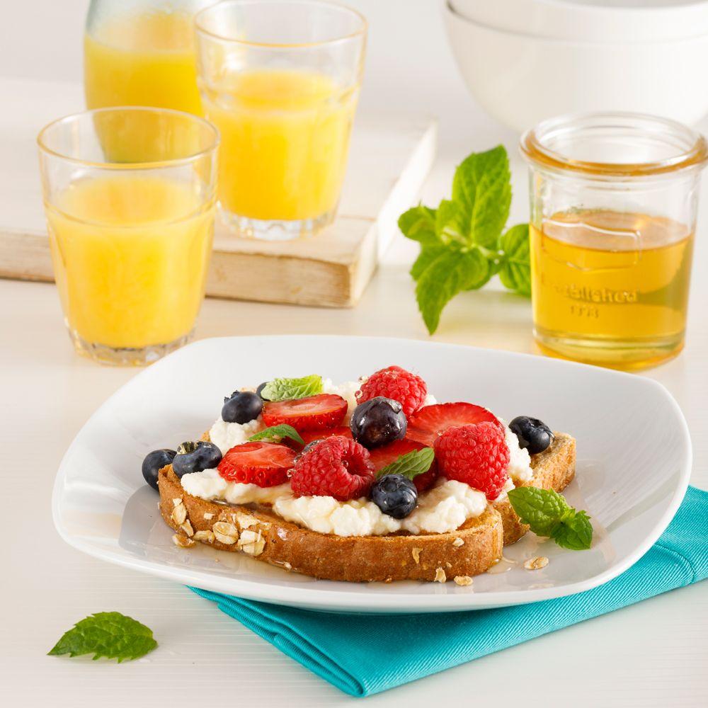 Tartine sucrée | Recette (avec images) | Idée recette, Tartine, Alimentation
