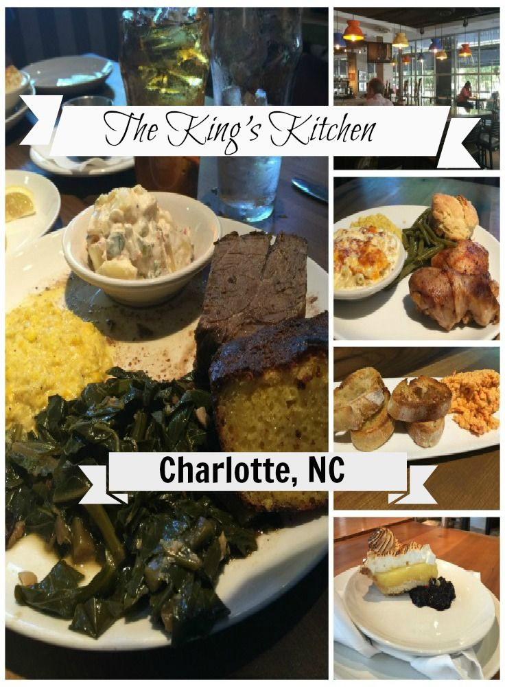 The King S Kitchen Is An Awesome Southern Soul In Uptown Charlotte Featuring Delicious Lunch And Dinner While Feeding Homeless