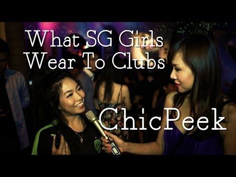 what to wear in singapore clubs