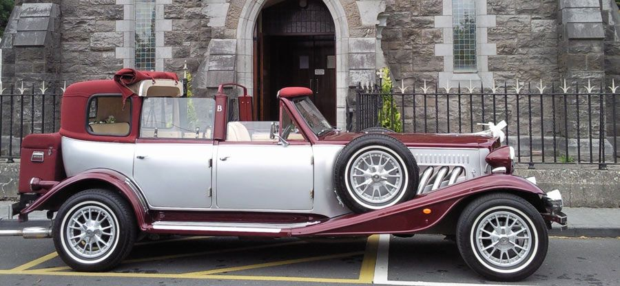 Beauford Wedding Cars Wine Silver Limos See More On Http Www Kpcd