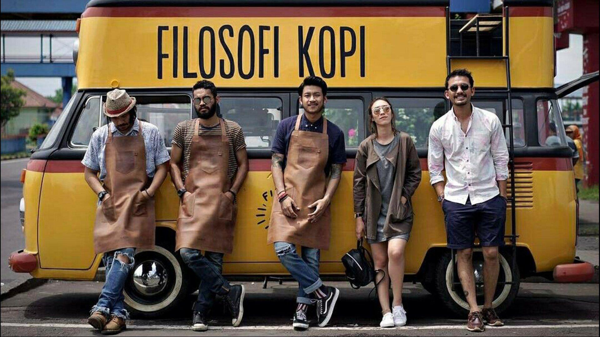 Watch Filosofi Kopi 2 Ben dan Jody Movie & TV Stream