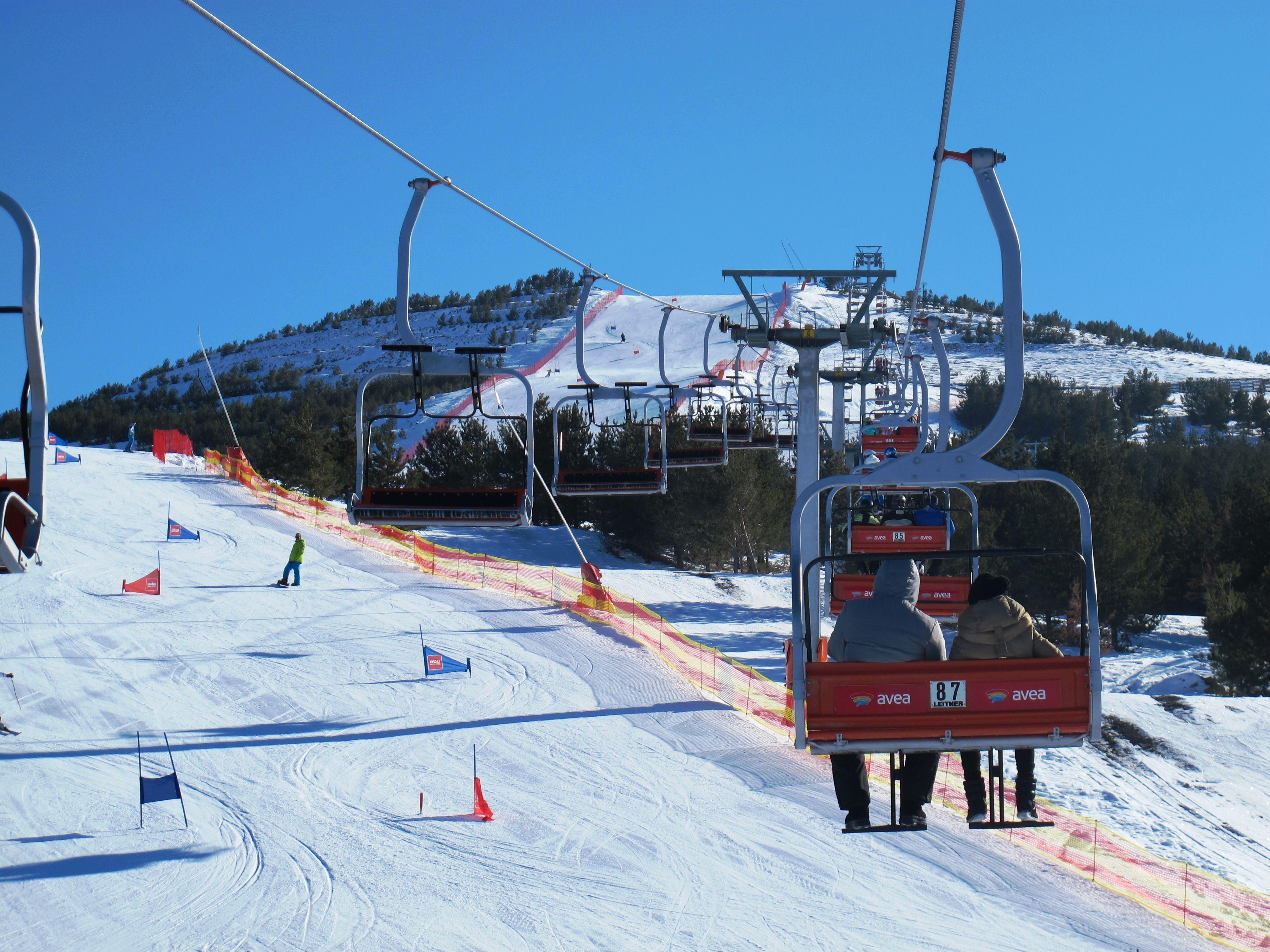 palandoken ski resort, erzurum mount palandoken ski holiday, mt