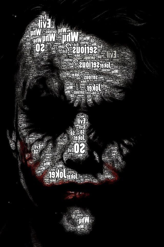Joker artwork | joker artwork | Batman wallpaper, Hd