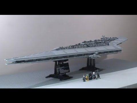 Amateur lego star destroyer