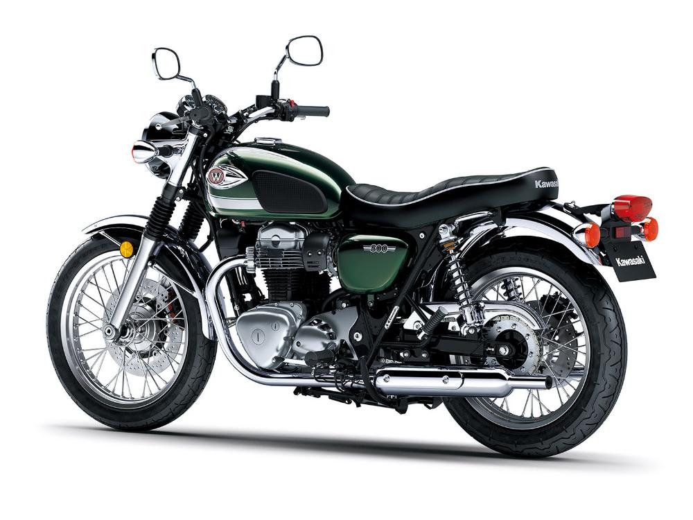 2020 Kawasaki W800 First Look Kawasaki W800 Kawasaki
