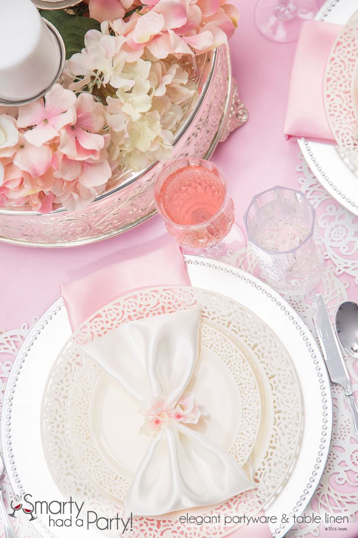 Elegant Adelaide Place Setting | SmartyHadAParty.com | smarty had a ...
