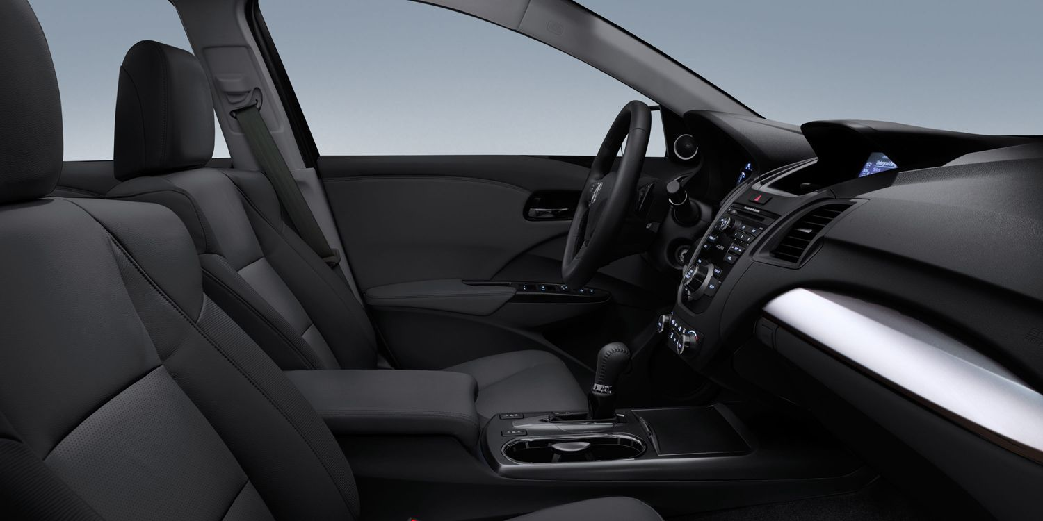 RDX with Technology Package and Ebony interior Best