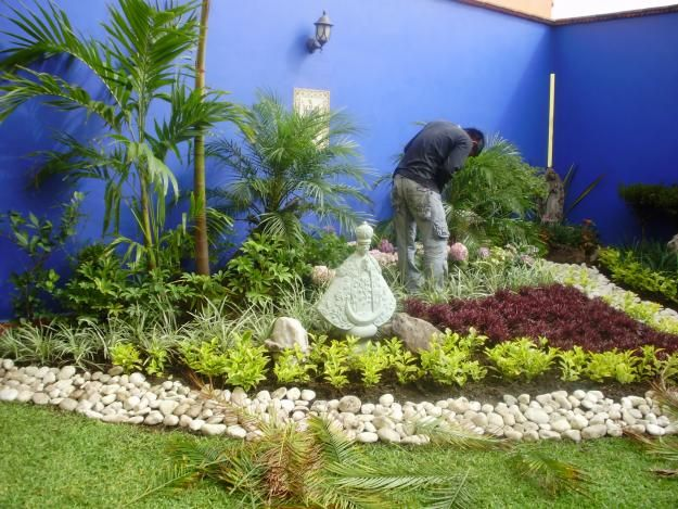 diseos de jardines pequeos con piedras buscar con google jardn pinterest jardines pequeos con piedras jardines pequeos y diseos de jardines